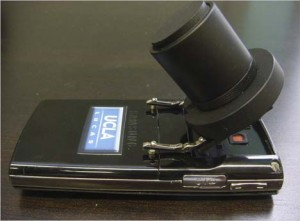 The Cell Phone Microscope
